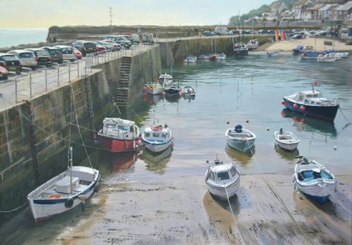 Receding Tide, Mousehole