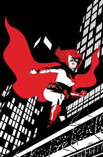 DC Comics Batwoman Issue 6 Variant Cover