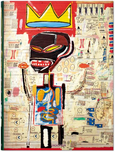 The Life and Works of Jean-Michel Basquiat: A Supersized New Book From TASCHEN