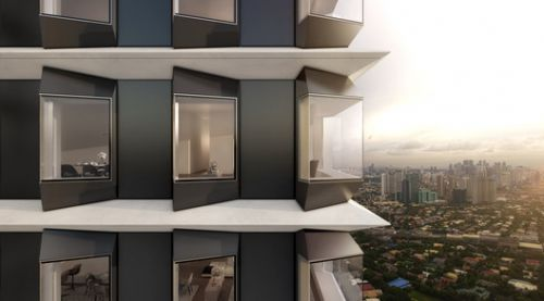 Foster + Partners Breaks Ground on New Residential Tower in the Philippines