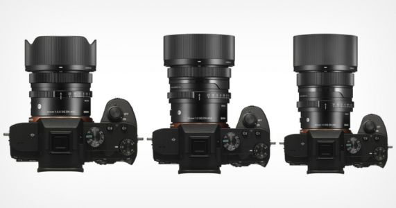Sigma Launches Three New Primes as Part of the I Series of Compact Lenses