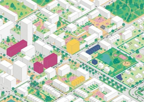 5 Winners Named in Russia's Competition to Develop Standard Housing Concepts