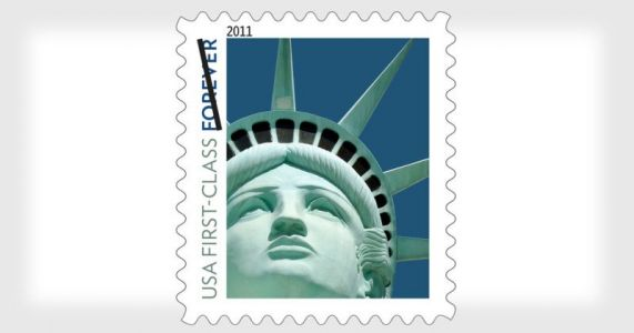 USPS Ordered to Pay $3.5 Million for Statue of Liberty Photo Mistake