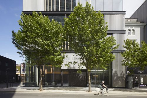 Rolling Stock Yard Offices / Squire & Partners