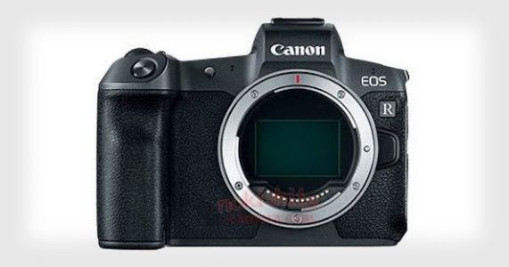 Canon EOS R Photos and Specs Leak