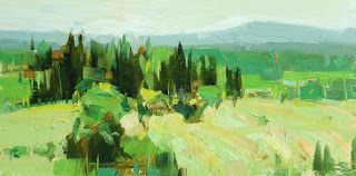"""""""Tuscany in yellow"""""""