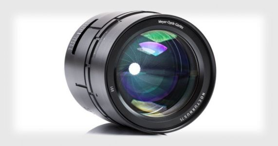 Nocturnus 75mm f/0.95 Unveiled: It's the World's Fastest 75mm Lens