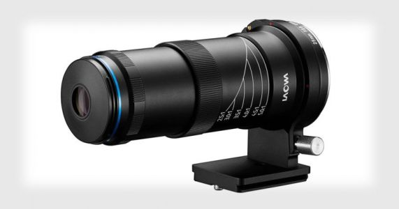 The Laowa 25mm f/2.8 2.5-5X Ultra-Macro: A $399 Full-Frame 5:1 Lens