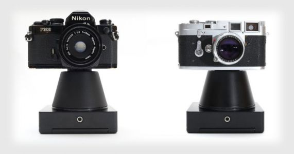 Instant Magny 35 Turns Your 35mm Camera Into an Instant Camera