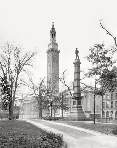 Timeless Tower: 1912