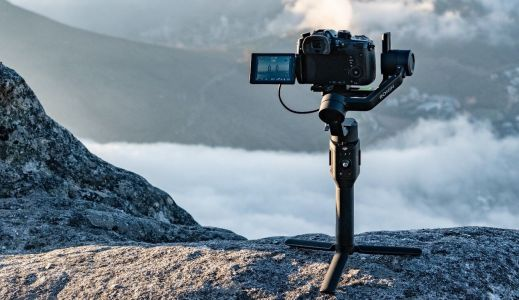 The DJI Ronin-SC is a Smaller, Cheaper 3-Axis Gimbal for Mirrorless Cameras