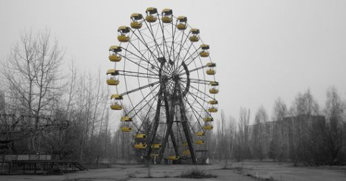 The Architecture of Chernobyl: Past, Present, and Future