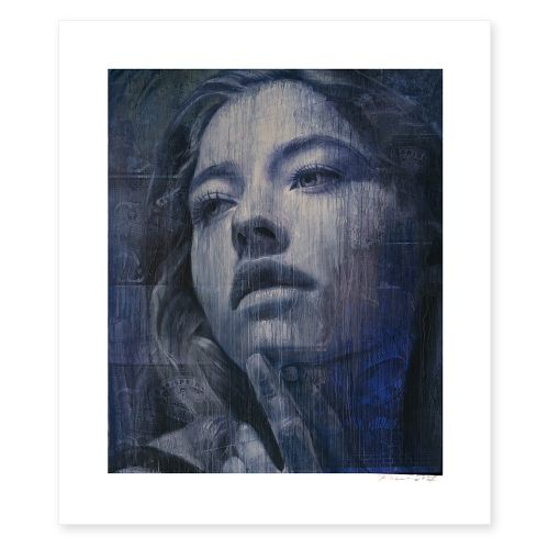 """""""End of Spring"""" - RONE - Timed Print Release"""