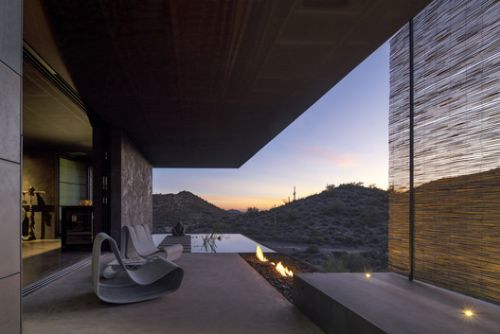 Hidden Valley Desert House / Wendell Burnette Architects