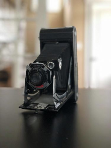 Discovering History in an 80-Year-Old Camera