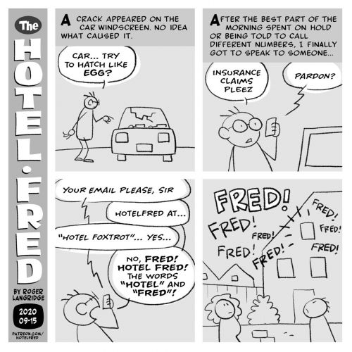 The Fred Dilemma