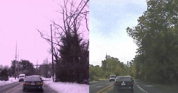 This AI Can Change Weather, Seasons, and Time of Day in Photos