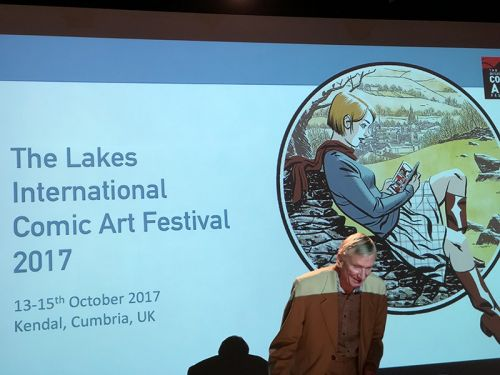 The Lakes International Comic Arts Festival