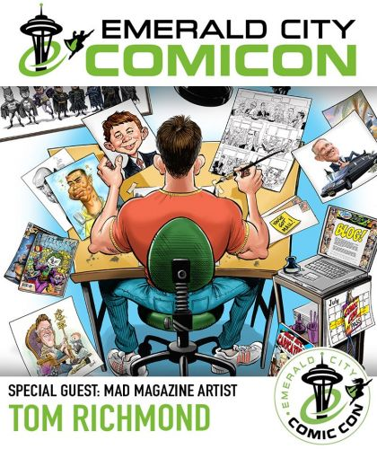 Come and See Me at ECCC!!