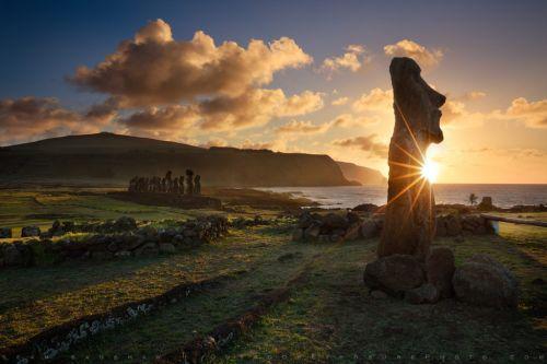 Remembering A Trip To Easter Island