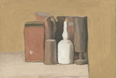 Morandi. Born on this day in 1890