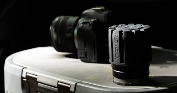 Pelican Launches Line of Protective Camera Lens Covers