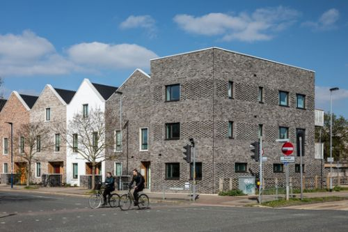 Marmalade Lane Cohousing Development / Mole Architects