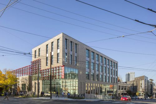 Seattle Academy of Arts and Sciences Middle School / LMN Architects