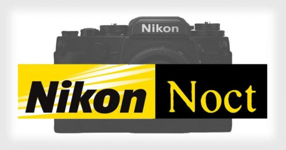Nikon Trademarks 'Noct' for New Cameras and Lenses