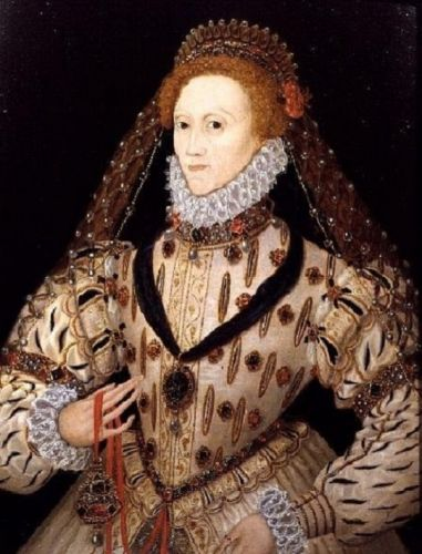 Queen Elizabeth I - New Year's Gifts 1575-1576