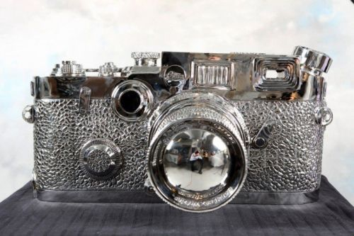 Rare 'Fake Leica' Sculpture Shows Up on eBay for $100,000