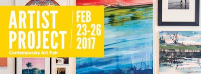 Artist Project 2017 THIS WEEKEND!