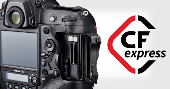 The Nikon D5, D850, and D500 Finally Get CFexpress Compatibility
