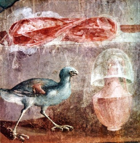 Herculaneum Frescoes, Anonymity and Ego