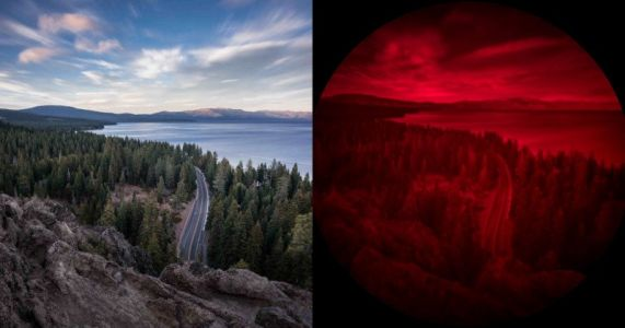 Photographer Uses 1,000-Year Shutter Speed for 3018 Photo Exhibition