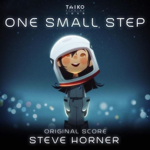 "The ""One Small Step: Original Score"" by composer"