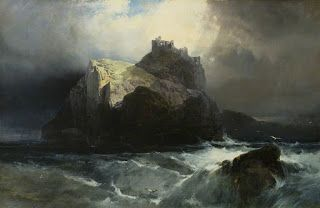 Henry Bright, Wolf's Crag