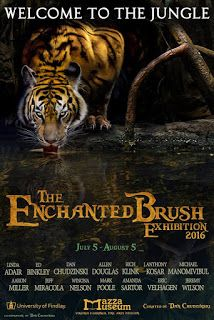 The Enchanted Brush