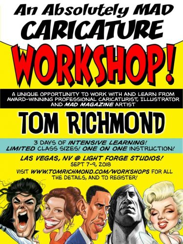 Workshop News- Toronto, Las Vegas