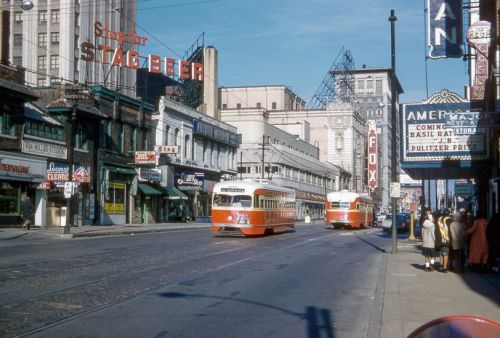 Theater District: 1960