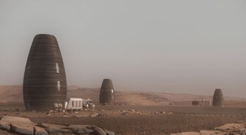 NASA Endorses AI SpaceFactory's Vision for 3D Printed Huts on Mars