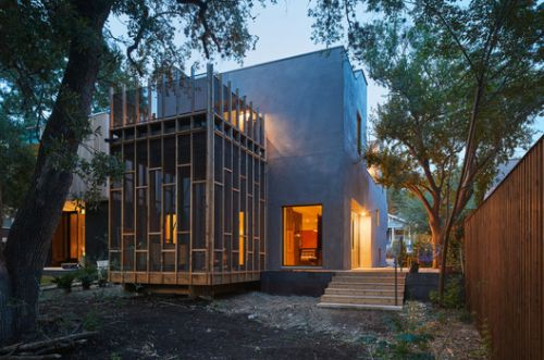 David Street House / Murray Legge Architecture