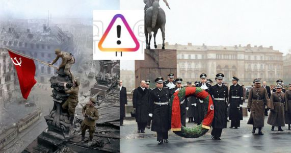 Facebook Suspends Top Photo Colorist For 'Dangerous' WWII Images