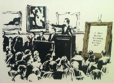 Banksy and the Art Market: The Downside of Anonymity