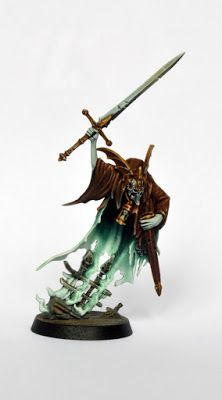 Showcase: Nighthaunts Keldrek, Knight of Shrouds