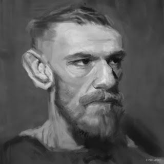 Sketch of Conor