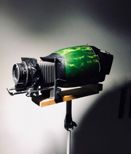 Everyday Objects Manually Transformed Into Functional Film Cameras