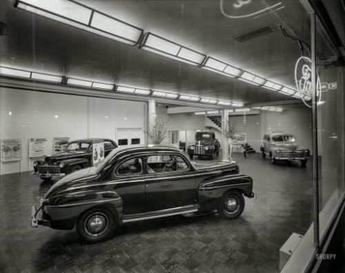Midtown Motors: 1946