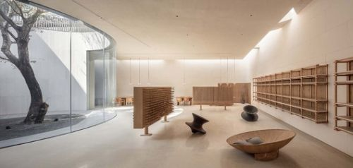 Tea Community Center / Waterfrom Design