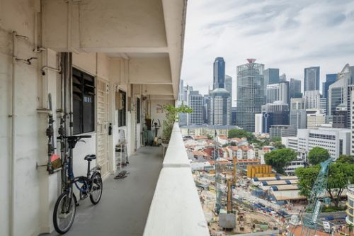Capturing the Beauty of Singapore's Diverse Architecture